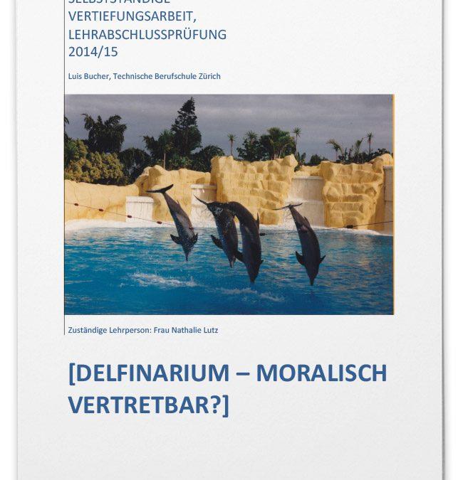 Delfinarium – moralisch vertretbar?